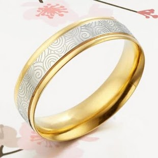 Woman Titanium Ring - screenshot