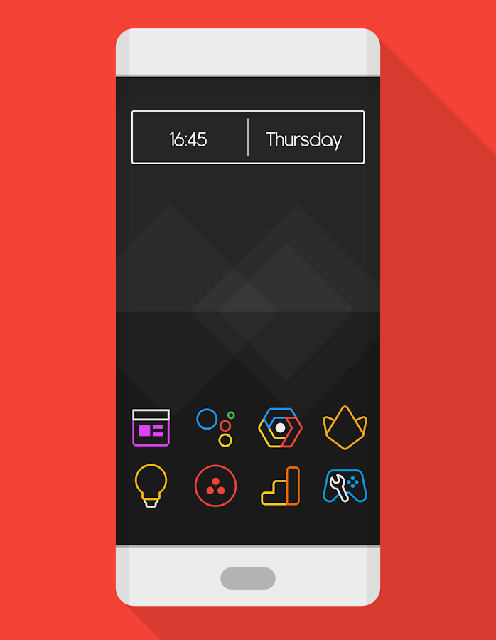 TwoPixel - Icon Pack Screenshot 0