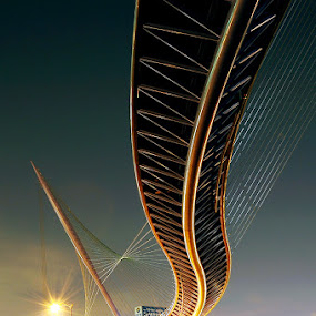 Singil haechi seoul bridge  by Khoirul Huda - Buildings & Architecture Bridges & Suspended Structures