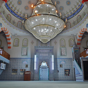 Yavuz Sultan Selim Mosque by Ahmet Çamaltı - Buildings & Architecture Places of Worship