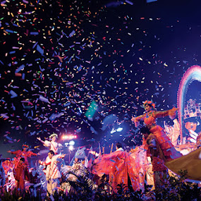 Jogja Java Carnival 2011 by Yanuar Nurdiyanto - News & Events World Events ( journalism, event, action, glitter, night event )