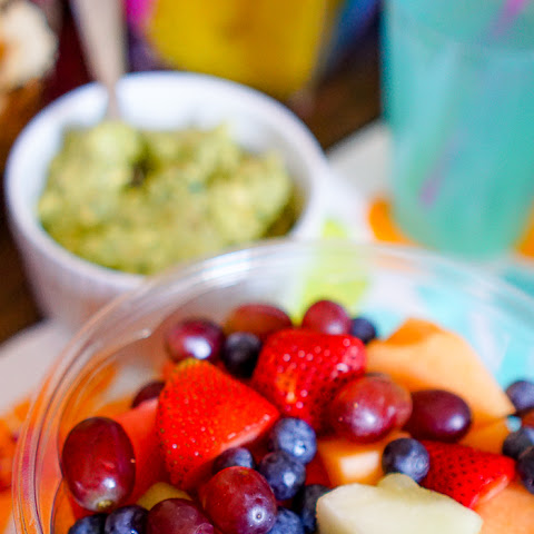 Colorful Summer Party and Delicious Tropical Drinks