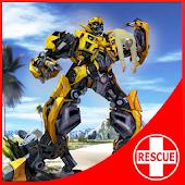 Game Super Robot Squad Flying Hero APK for Windows Phone