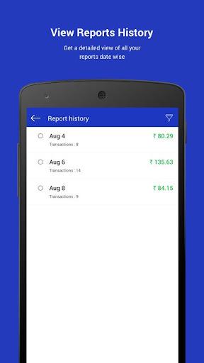 Way2money Merchant screenshot 5
