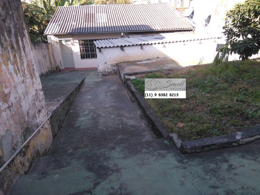 Terreno residencial à venda, Vila Santa Maria, São Paulo.