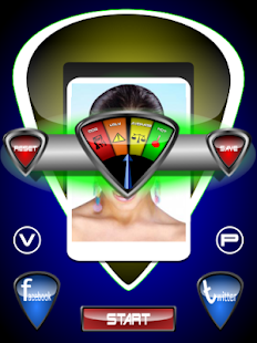 Hot O Meter photo scanner - screenshot