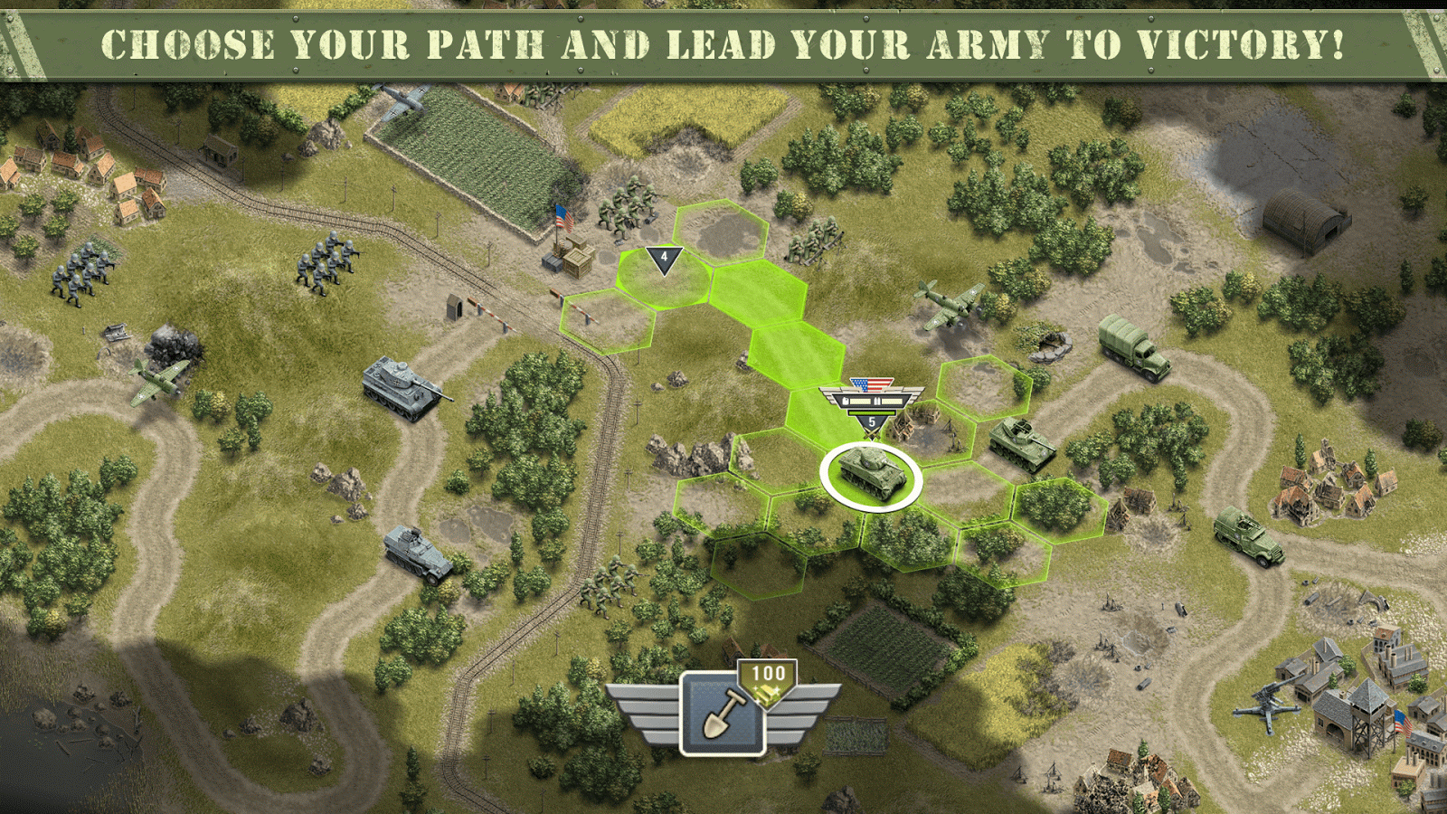 1944 Burning Bridges Premium Screenshot 19