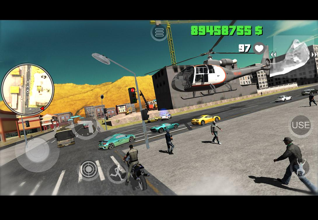 Yakuza Mad City Crime Screenshot 2