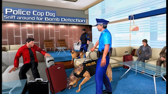 US Police Dog 2019: Airport Crime Shooting Game for pc