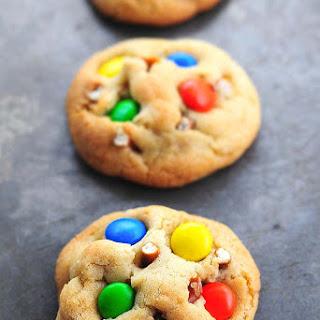 M And M Pretzel Cookies Recipes