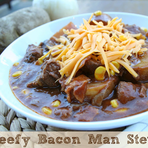 Beefy Bacon Man Stew