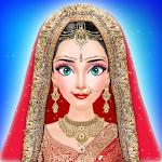 Royal Indian Girl Fashion Salon For Wedding Icon