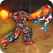 Game X-Ray Robot Karate Fighting SL APK for Kindle