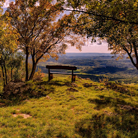 Secret place by Borna Cuk - City,  Street & Park  Vistas ( croatia, istra, nice place )