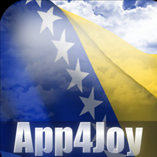 Android aplikacija 3D zastava Bosne uživo pozadinu na Android Srbija