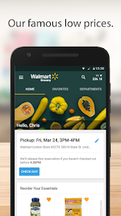 Walmart Grocery for pc