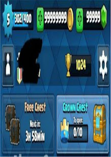 App Cheat For Clash Royale Prank apk for kindle fire