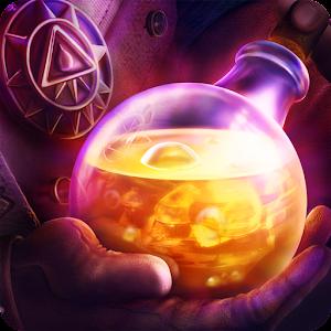 Cover art Alchemic Maze