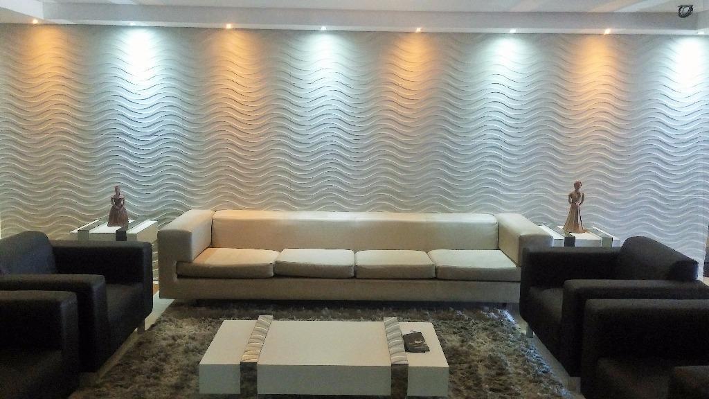 Flat com 1 dormitório à venda, 35 m² por R$ 220.000 - Cabo Branco - João Pessoa/PB