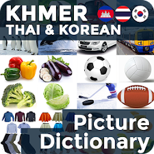 Picture Dictionary KH-TH-KO