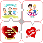 Friendship Day Stickers