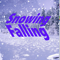 Snowing Falling For PC