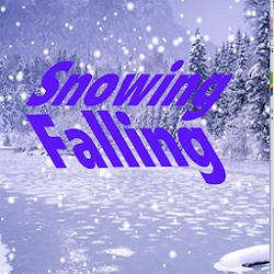 Snowing Falling