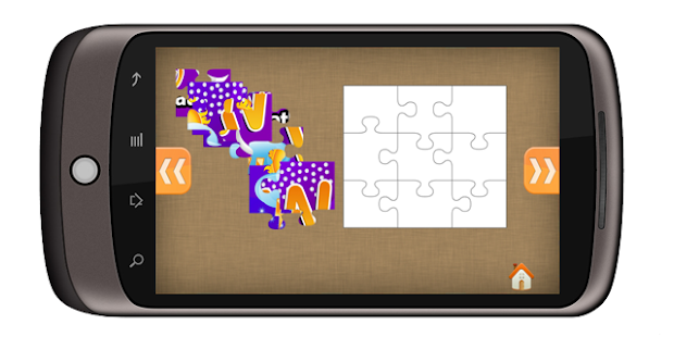 Jigsaw for Kids - screenshot