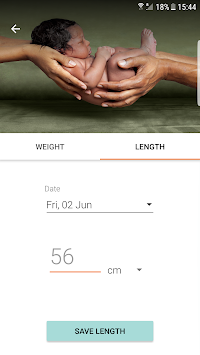 MamaTracker - Baby Growth Log APK screenshot thumbnail 4