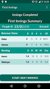 Cricket Scorer APK for Bluestacks