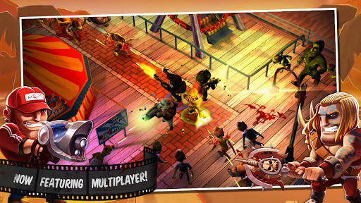 Zombiewood – Zombies in L.A! screenshot 1