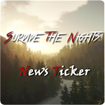 News Ticker Survive The Nights APK Image