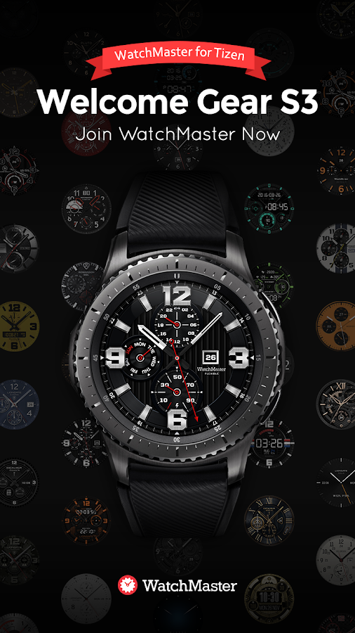 WatchMaster - Watch Face Screenshot 0