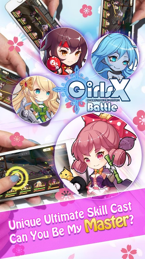 Girls X Battle Screenshot 2