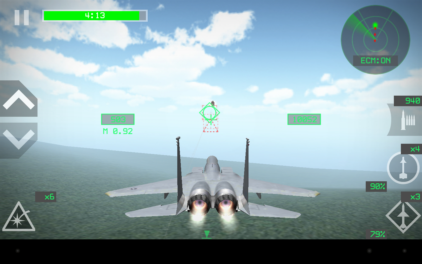 Strike Fighters (Pro) Screenshot 11