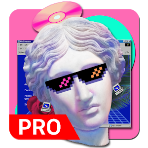 Vaporwave Wallpapers PRO 🌴 (NO ADS) For PC / Windows 7/8/10 / Mac – Free Download