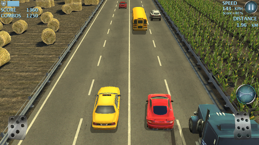 android Highway Fast Racing (Traffic) Screenshot 6