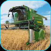 Echt Landwirtschaf Traktor Sim