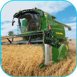 Real Farming Tractor Sim 2016 Icon