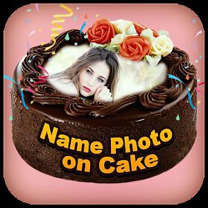 Name Photo On Cake For PC (Windows & MAC)