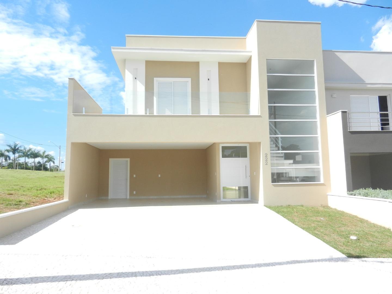 Casa com 3 dormitórios à venda, 195 m² por R$ 875.000 - Residencial Portal do Lago - Sumaré/SP
