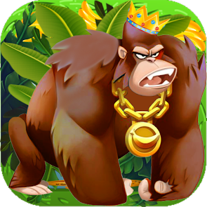 Banana Island : Bobo's Epic Tale Jungle Run For PC (Windows & MAC)