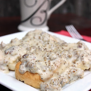 Microwave Sausage Gravy Recipes