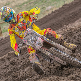 by Thomas Dilworth - Sports & Fitness Motorsports ( motocross, racing, moto, colorado, motorcycle )