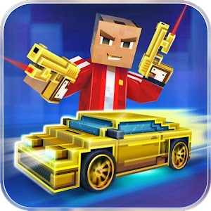 Block City Wars + skins export APK Cracked Download