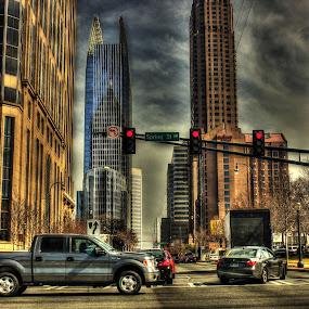 Atlanta GA by Skate Breed - City,  Street & Park  Street Scenes ( atlanta )