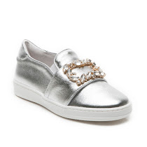 Step2wo Louis - Metallic Slip On SLIP ON