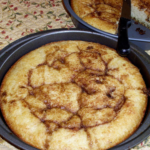 Amish Sugar Cake (Coffee Cake)