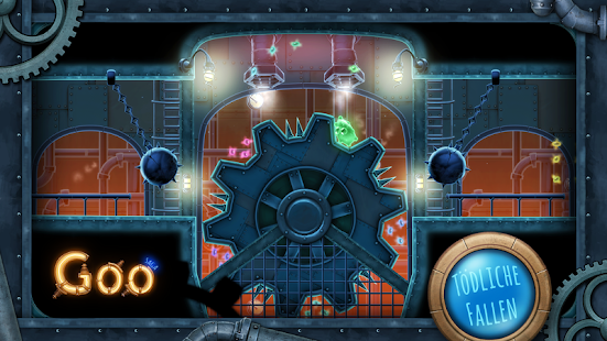 Goo Saga Screenshot
