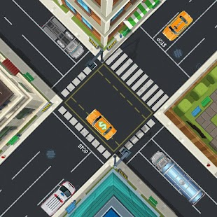 Traffic Jam City - screenshot